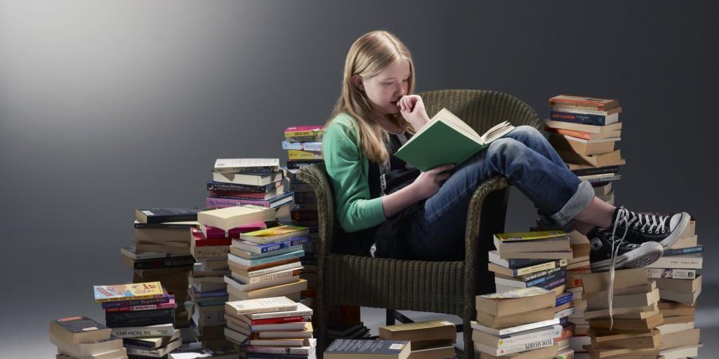 Γιατι πρεπει να διαβαζουμε βιβλια; (της Ηλιαννας Τριανταφυλλου)